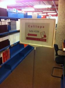 CalliopeAffiche